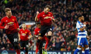 Manchester United 2-0 Reading, FA Cup, Piala FA, Setan Merah, Ole Gunnar Solskjaer