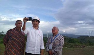 Setelah Prabowo, Jokowi Juga Kampanye di Makassar