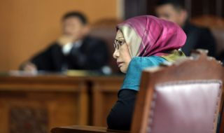 Sidang Putusan Sela, Ratna Sarumpaet: Insya Allah Dikasih Keadilan