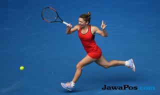Australia Terbuka 2018, Australia Open 2018, Simona Halep, Karolina Pliskova,