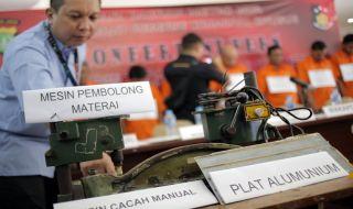 Sindikat Penjual Materai Palsu Raup Untung Rp 10 Miliar