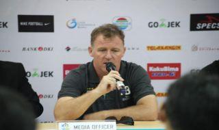Peter Butler, Timnas Indonesia, Simon McMenemy,