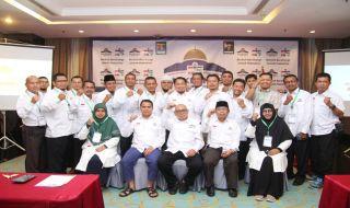 Sinergi untuk Palestina, KNRP Konsolidasi hingga Indonesia Timur