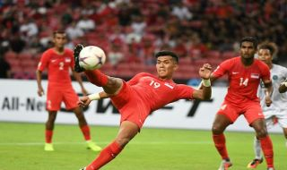 Piala AFF 2018, Singapura, Timor Leste, Singapura 6-1 Timor leste
