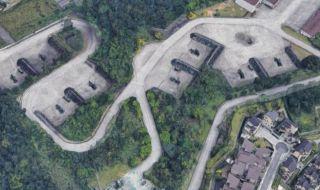 google map 3d, google, taiwan, fasilitas militer,