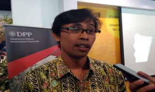 Wakil Dekan dan Dosen Fakultas Ilmu Sosial dan Ilmu Politik (Fisipol) Universitas Gadjah Mada (UGM) Yogyakarta, Wawan Mas'udi.