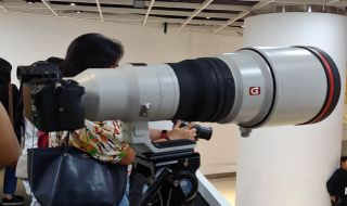 Sony lensa tele, sony lensa terbaru, sony FE 400 mm