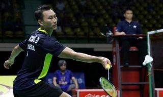 Indonesia Masters 2019, Sony Dwi Kuncoro, Indonesia, bulu tangkis