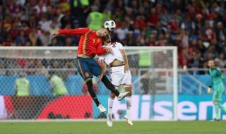 Piala Dunia 2018, Timnas Spanyol, Timnas Maroko, Spanyol vs Maroko,
