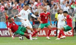 Klasemen Sementara Grup B, Timnas Portugal, Timnas Spanyol, Timnas Iran, Timnas Maroko