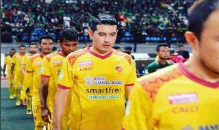Bursa transfer pemain, Sriwijaya FC, Esteban Vizcarra