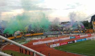Sriwijaya FC, Singa Mania, sepak bola, Palembang