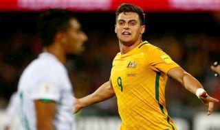 Striker Timnas Australia Akui Didekati Persib Bandung