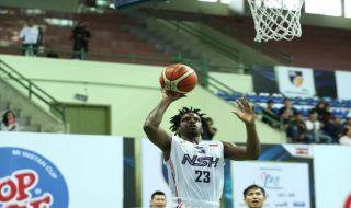IBL 2018/2019, basket, Indonesia, NSH Jakarta, Deshaun Wiggins
