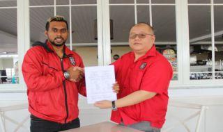 Liga 1 2019, Bursa transfer pemain, Bali United, Perseru serui, Samuel Charlheins Reimas