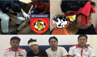Piala AFF 2018, Myanmar, Malaysia, AFF