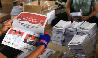 Surat Suara Nyasar ke Beberapa Negara, DPR: Kok Bisa Salah Alamat?