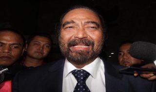 Surya Paloh Imbau Masyarakat Maksimalkan Gunakan Hak Pilih di Pemilu