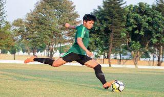 Firza Andika, AFC Tubize, Timnas U-19 Indonesia, timnas u-19, Liga 1 2018, PSMS Medan