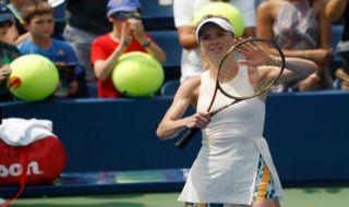Tenis, AS Terbuka 2018, Elina Svitolina