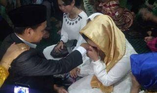 Tahanan Korupsi Menikah