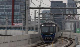 Tak Hanya Resmikan, Jokowi Juga Akan Grounbreaking MRT Fase II