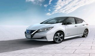 Target Nissan: Seperempat Pejualan di Asia Adalah Mobil Listrik