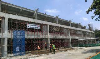 Pembangunan Stadion Manahan