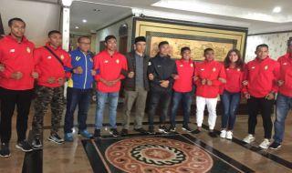 TGB, Tuan Guru Bajang, TGB Zainul Majdi, Atlet NTB, Asian Games 2018