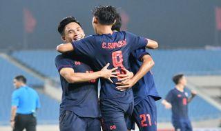 Thailand Menang 8-0, Ini Klasemen Grup K Kualifikasi Piala Asia U-23