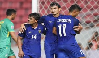 Piala AFF 2018, Thailand, Singapura