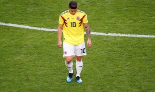 Piala Dunia 2018, Babak 16 Besar, Kolombia, Inggris, Kolombia vs Inggris