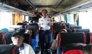 Tiket Pesawat Naik, Penumpang Bus Sumbar-Jawa Meningkat 100 Persen