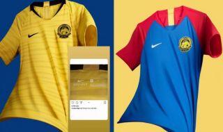 Piala AFF 2018, Timnas Malaysia, Jersey Malaysia, Indonesia, Fans Malaysia