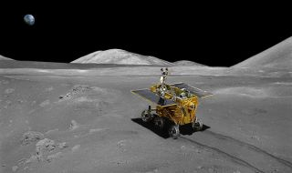 tiongkok, robot penjelajah, luar angkasa, bulan, as,