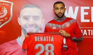 Medhi Benatia, Qatar, Al Duhail, Juventus, Timnas Maroko, Maroko, Sportainment, Lifestyle