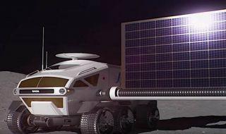 Toyota Bakal Kirim Mobil SUV ke Bulan
