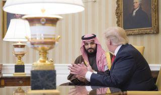 mbs, putra mahkota saudi, khashoggi, jared kushner, trump, as,