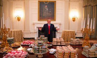 trump, as, amerika, burger,