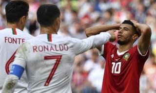 Timnas Portugal, Timnas Maroko, Piala Dunia 2018,