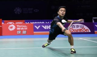 Malaysia Masters 2019, Anthony Sinisuka Ginting, bulu tangkis, Indonesia