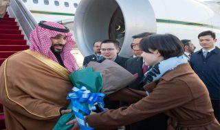 mbs, putra mahkota saudi, khashoggi, xi jinping, tiongkok, indonesia,