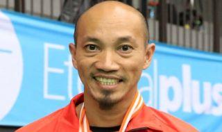 Kejuaraan Asia Junior 2018, Jeffer Rosobin