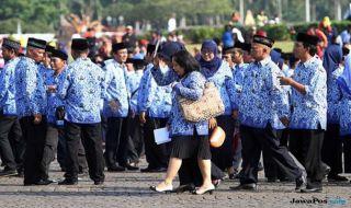 Uang Rapelan Kenaikan Gaji PNS DIbayarkan April 2019