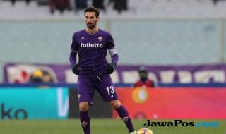 Davide Astori Meninggal dunia, Davide Astori, Serie-A, Fiorentina,