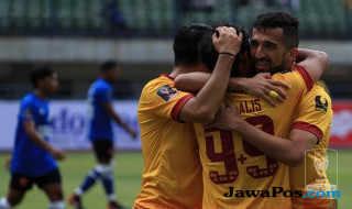Sriwijaya FC, Felcra FC