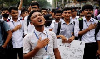 Bangladesh matikan jaringan internet