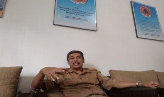 Kepala Pelaksana Badan Penanggulangan Bencana Daerah (BPBD) Kabupaten Gunungkidul, Edy Basuki.