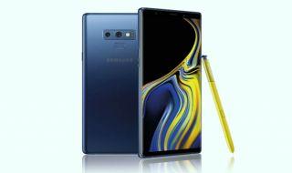 Galaxy Note 9, Samsung Galaxy Note 9, Galaxy Note 9 baterai