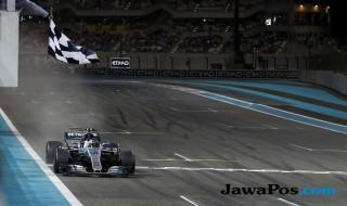 Valtteri Bottas, Mercedes, GP Abu Dhabi, Lewis Hamilton